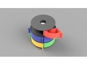 YASDD - Yet Another Spool Drawer Design (Parametric/Customizable)