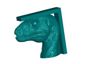 Velociraptor Shelf Brackets (Nuclear Tape Mount)