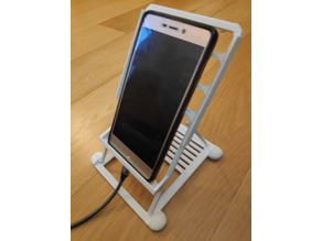 Foldable / extendable phone stand