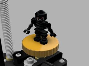 Lego Motor Rotation Indicator