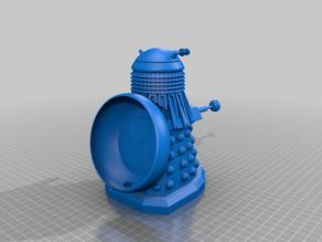 Dalek Google Mini Stand