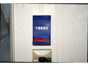 18650 FIFO Battery Dispenser