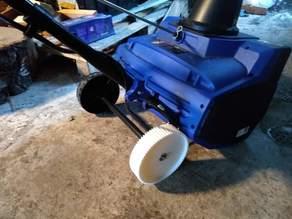 SnowJoe Replacement Wheel