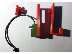 Autolevel sensor holder prusa type