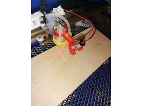 Laserpointer holder