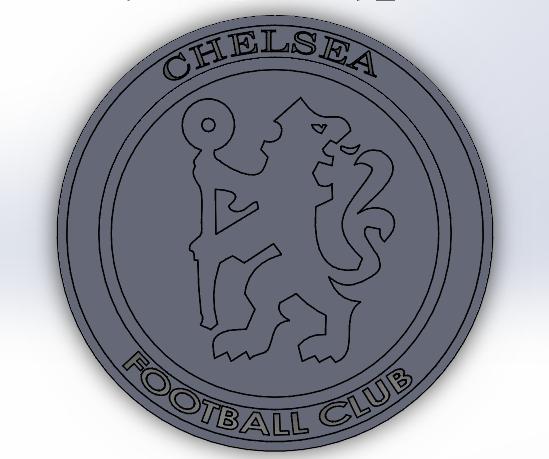 Chelsea FC Logo By Apurvamodak
