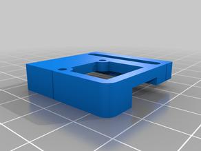 X endstop for 3d fused rail on Ender 3