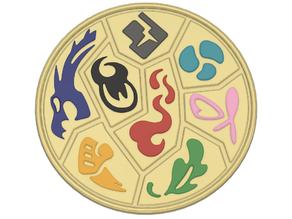 Pokemon Generation 8 Galar Badges