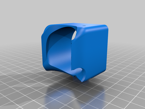 Anycubic Chiron ultimate extruder module