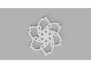 Snowflake knight