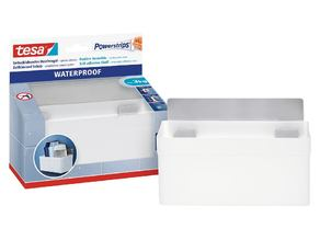 Tesa Powerstrips Waterproof Shelf Zoom (59711) EAN 4042448175281 base plate spare part