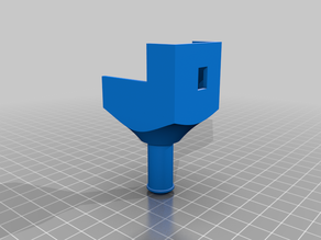 Remote Cooling for Anycubic Kossel (KLP Included)