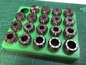 ER32 Collet Rack
