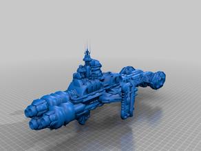 Battlefleet Gothic - Space Marine Gladius Ver.2