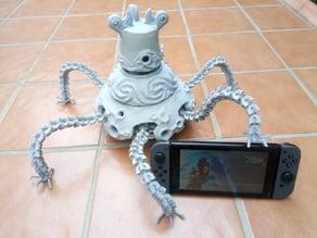 Zelda Guardian Concept Animatronic