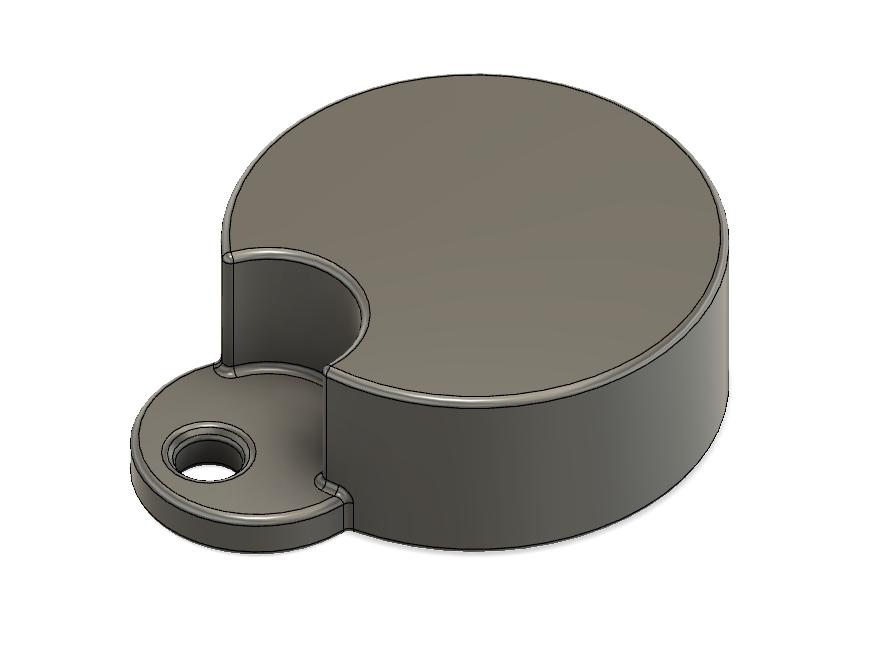 Pole holder bracket for inside window recess