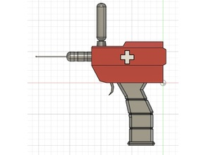Medical Syringe from Killing Floor 1