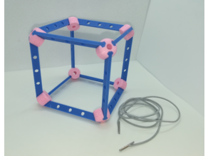 Cube Model, Pedagogically Stretched