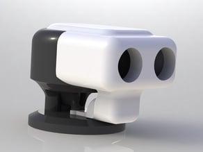 Arduino Sonar -  Motorized Support