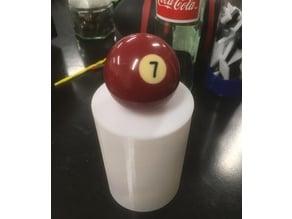 Three Balls Cup - Physics Demonstration