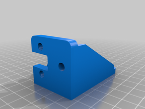 CR-10S Y Motor Mount with Idler