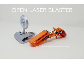 OPEN LASER BLASTER