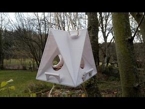 Refugee Birdhouse