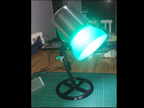 Can-Lamp, Lampa-Lata