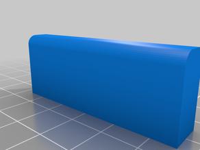 Simple Touch Pen Holder (for Raspi LCD)