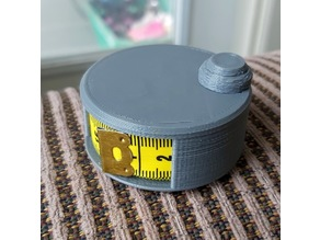 Sewing Measuring Tape Holder