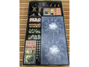 Claustrophobia and Expansions Organizer (Asmodee)