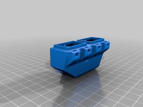 double fan duct for Artillery Sidewinder x1
