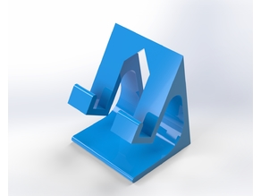 Phone Stand V2.3 - A Beautiful and Engineered Phone Stand