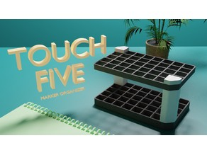 Cubistand Touch Five Marker Stand