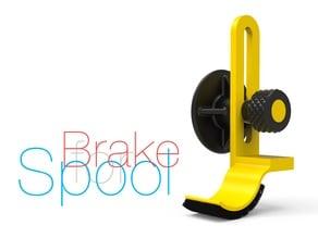 Brake for Filament Spool