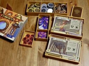 Bargain Quest box organizer