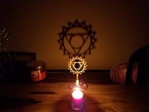 Chakra Shadow Maker - Vishuddha