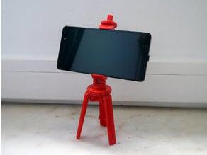 Zoom Phone Tripod (notched)