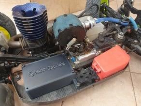 Modification receiver box mp9 tki3