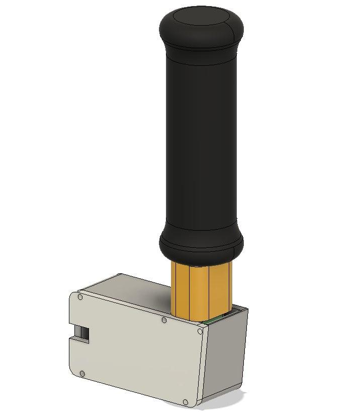Simple Handbrake (Sim racing)