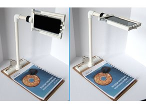 Cell phone document camera