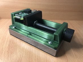 Mini Bench Vice