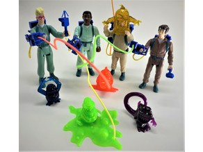 The Real Ghostbusters Accessories Remix Pack