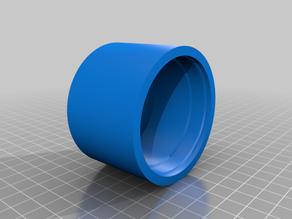 3D Printable Hub for Sealhouse Surface Finshing