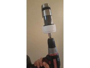 Pepper Mill drill adapter