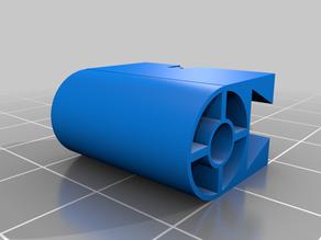 EDF TEST frame and Impeller for 4mm diameter motor