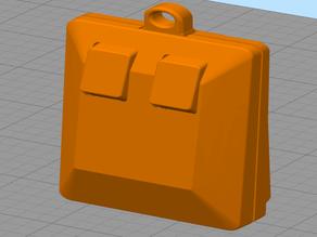 Amiga Tank Mouse Detailed Design (keyhanger added)