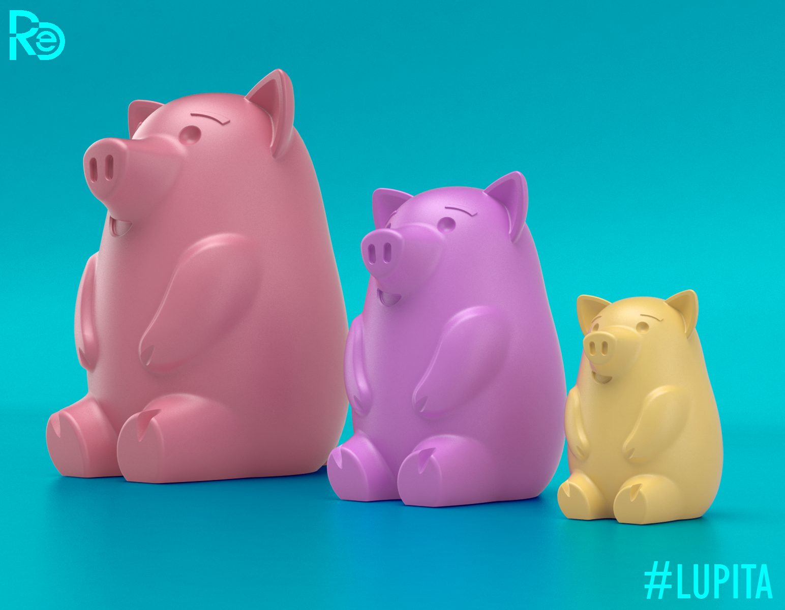 #LUPITA PIGGY BANK CHALLENGE