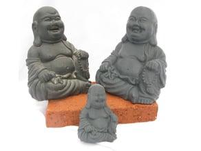 Smiling Budda
