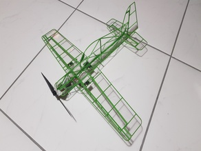 RC Micro Airplane - ULS 0.1